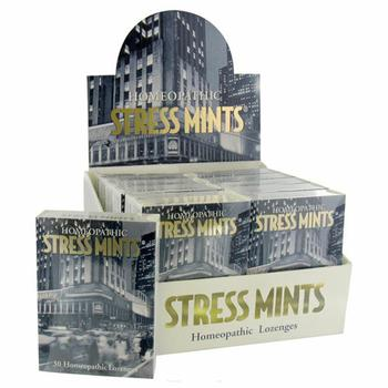 商品Historical Remedies Homeopathic Lozenges, Stress Mints - 30 Ea图片
