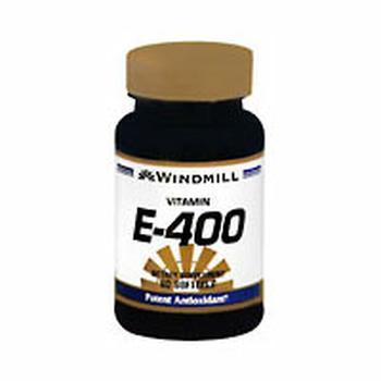 商品Windmill Vitamin E 400 Iu Synthetic Softgels - 90 Ea图片