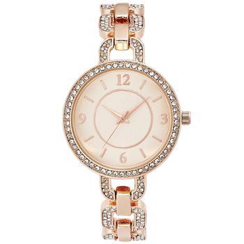 商品玫瑰金色女士腕表, 33mm图片