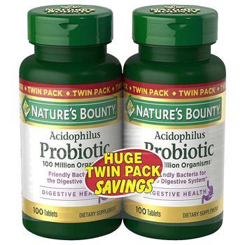 商品嗜酸益生菌片 2瓶装图片