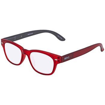 商品B+D Super Bold Reader Matt Red +2.50 Eyeglasses 2270-14-25图片