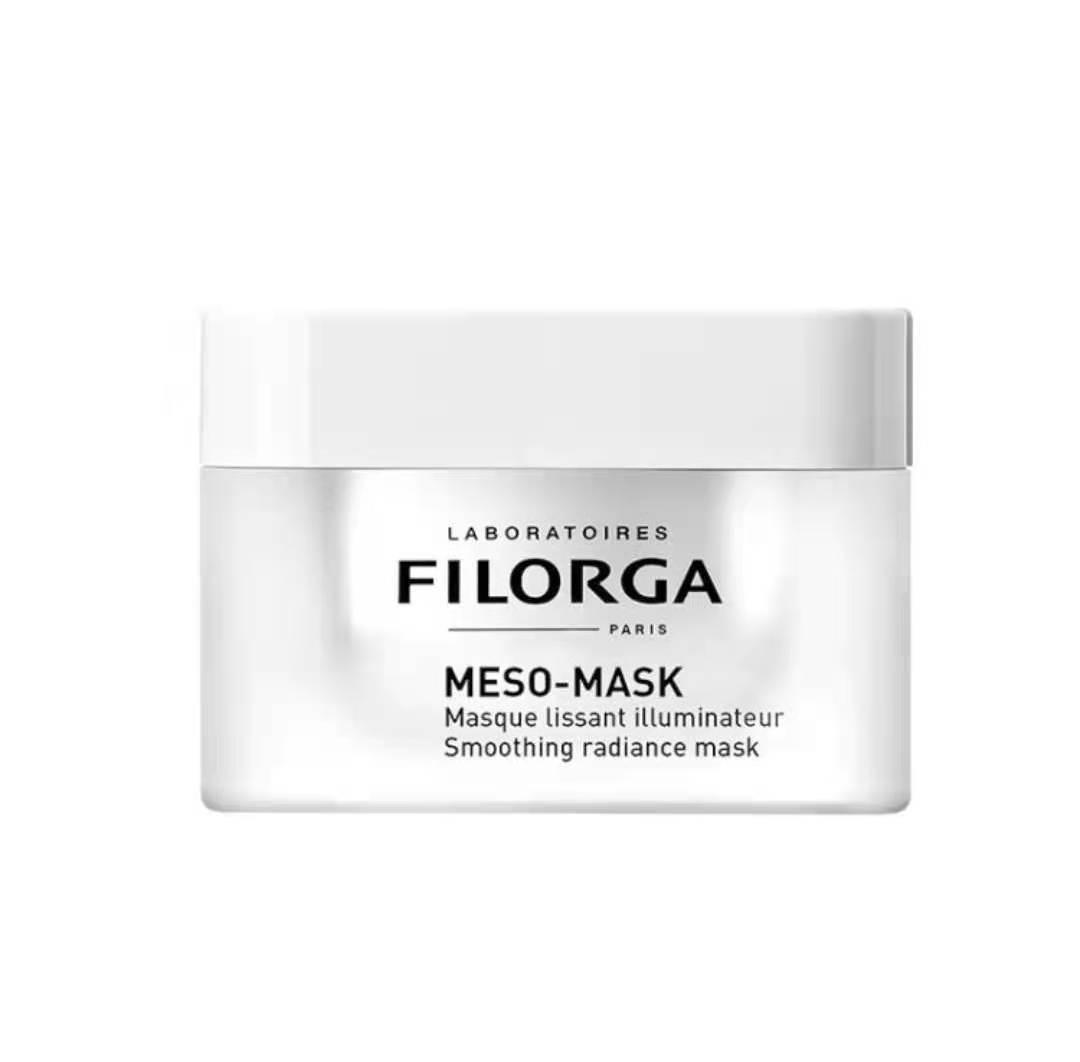 商品Filorga/菲洛嘉十全大补面膜保湿补水50ml睡眠涂抹式泥膜图片
