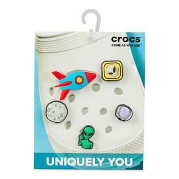 商品Crocs Jibbitz Outer Space 5 Pack - Unisex Sport Accessories图片