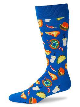 商品Junk Food Crew Socks图片