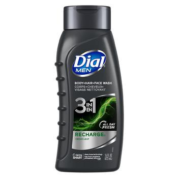 商品Men 3 in 1 Body Wash Recharge图片