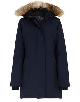 商品女士 加拿大鹅 Canada Goose Victoria 派克大衣图片