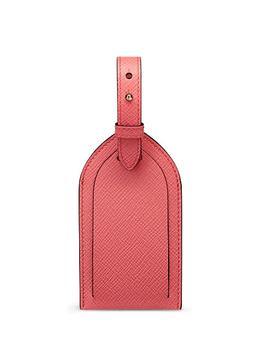 商品Panama Leather Luggage Label图片