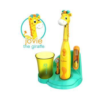 商品Kids Electric Toothbrush Giraffe Set图片