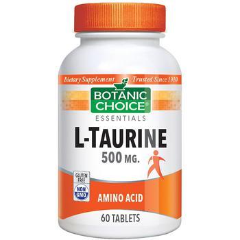 商品L-Taurine 500 mg Dietary Supplement Tablets图片