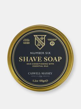 商品Number Six Hot-Pour Shave Soap图片