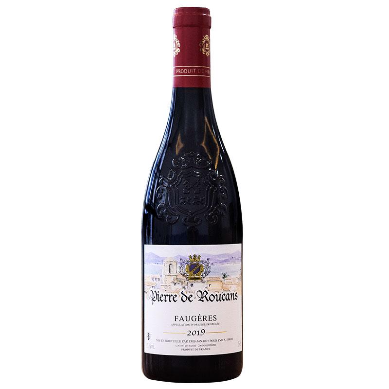 商品红石城堡干红葡萄酒图片