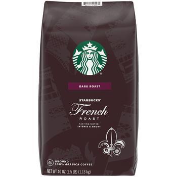 商品法式深度烘焙咖啡粉(40 oz.)图片