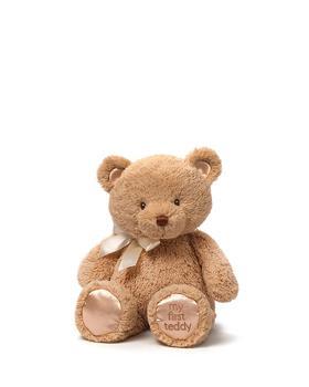 """商品我的第一只泰迪熊-15寸-0岁以上  My First Teddy, 15"""" - Ages 0+图片"""