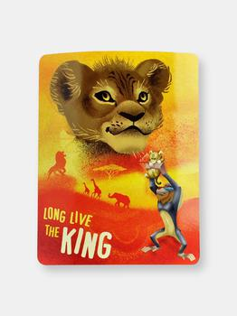 商品Disney The Lion King Soft & Warm Fleece Throw 45in x 60in图片
