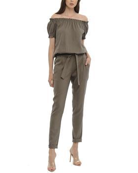 商品BGL Linen-Blend Jumpsuit图片