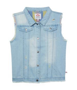 商品Denim Vest (Toddler/Little Kids/Big Kids)图片