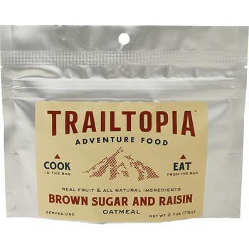 商品Trailtopia Brown Sugar Raisin Oatmeal图片
