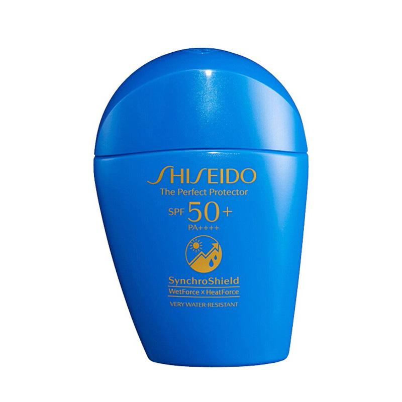 商品【香港直邮】Shiseido 日本 资生堂 新艳阳蓝胖子防晒乳图片