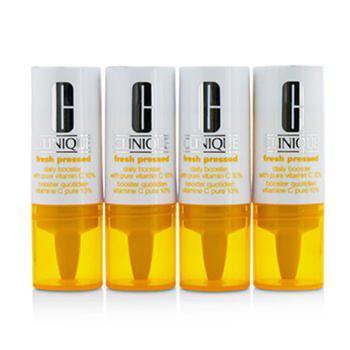 商品Clinique / Fresh Pressed Daily Booster With Pure Vitamin C 4ct .30 oz Ea图片