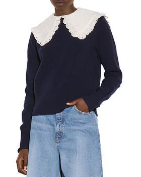 商品Sivane Pilgrim Collar Sweater图片