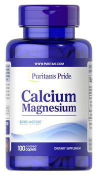 商品Calcium Magnesium 100 Caplets图片
