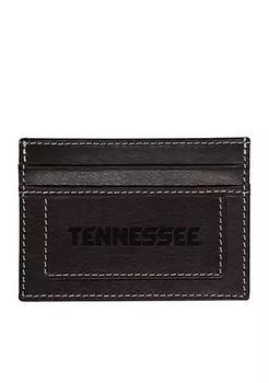 商品Tennessee Volunteers Black Westbridge Clip Cardholder图片