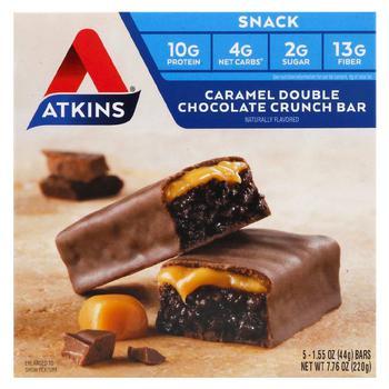 商品Snack Bar Double Chocolate Crunch图片
