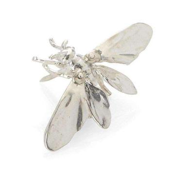 商品Jonathan Meizler Sterling Silver Fly Pin图片