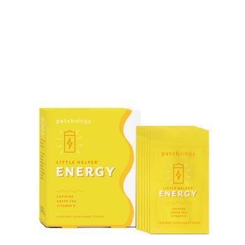 商品Patchology Little Helper Supplement Strips - Energy (6 Pack)图片