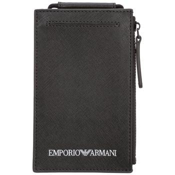 商品Emporio Armani Eagle Coin Purse图片