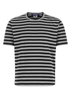 商品Junya Watanabe MAN Striped Short Sleeve T-Shirt - S / Multi图片