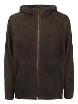 商品Salvatore Santoro Leather Jacket图片