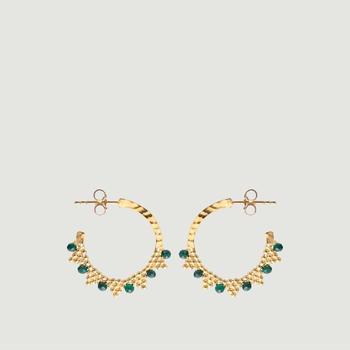 商品Earrings Zaza Jade Hipanema图片