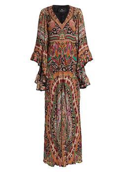 商品Clover V-Neck Gown图片
