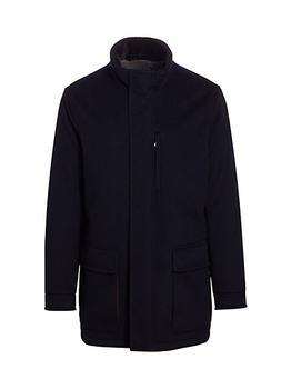 商品Elements Cashmere Coat图片