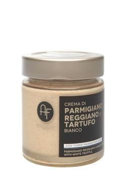 商品Parmigiano Reggiano Cheese Spread with White Truffle 130g图片