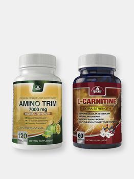 商品Amino Trim and L-Carnitine Combo Pack图片