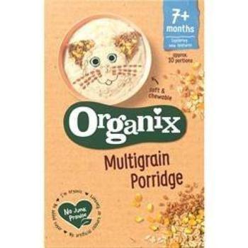商品Organix Multigrain Porridge 200g 200g图片