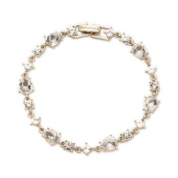 商品Pear-Shape Crystal Flex Bracelet图片
