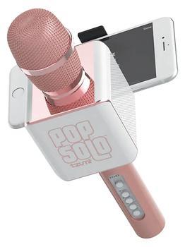 商品PopSolo Original Bluetooth Karaoke Microphone图片