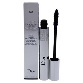 商品DiorShow Iconic High Definition Lash Curler Mascara - 268 Navy Blue by Christian Dior for Women - 0.33 oz Mascara图片