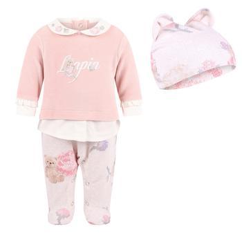 商品LAPIN HOUSE - Giftset, Pink, Girl, 12 mth图片