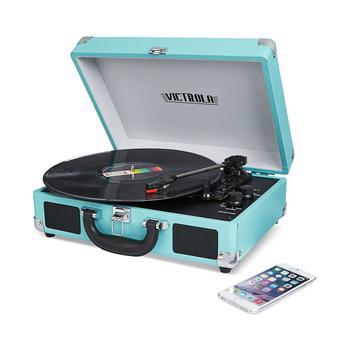 商品Victrola 便携手提式蓝牙唱片机图片
