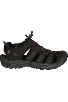 商品Trespass Mens Torrance Hiking Sandals (Black)图片